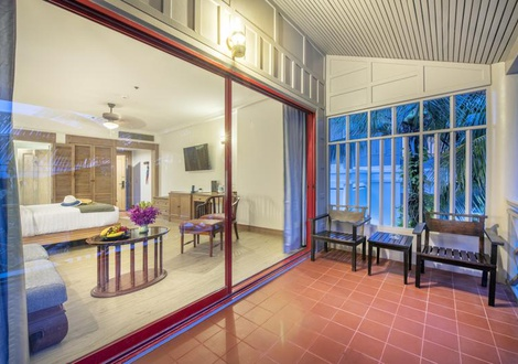 Grand Deluxe Suite Chada Thai Village Hotel Krabi