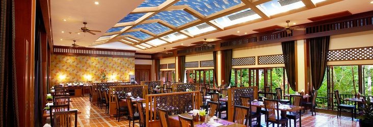 RESTAURANTS Krabi Thai Village Resort Resort Krabi