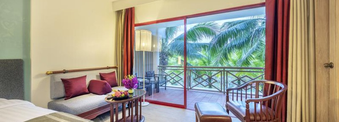 GRAND EXECUTIVE ROOM Chada Thai Village Hotel Krabi