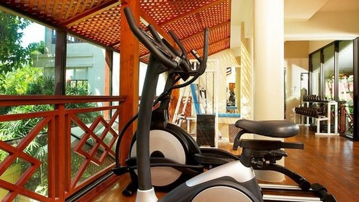 GYM Chada Thai Village Hotel - Krabi