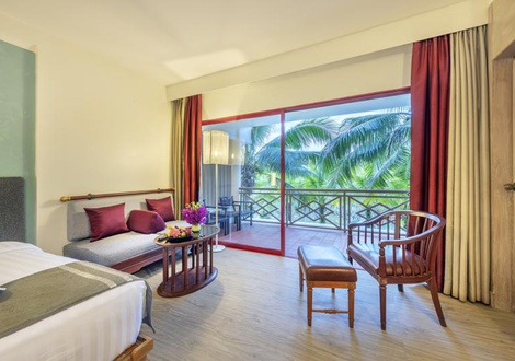 Grand Executive Suite Chada Thai Village Hotel Krabi